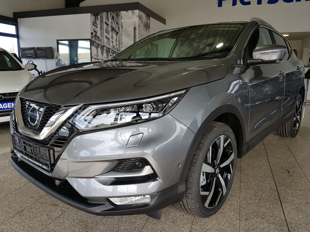 Nissan Qashqai bei Gebrauchtwagen.expert - Hauptabbildung