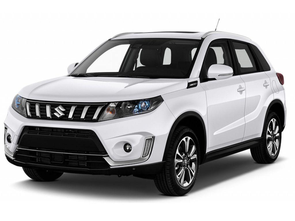 Suzuki Vitara bei Gebrauchtwagen.expert - Hauptabbildung