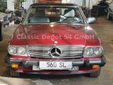 Mercedes-Benz SL 560 bei Gebrauchtwagen.expert - Abbildung (3 / 15)